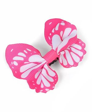 Stol'n Alligator Butterfly Hair Clip (Colour May Vary)