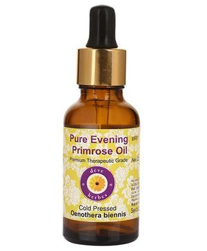 Deve Herbes Pure Evening Primrose Oil With Dropper - 50 ml