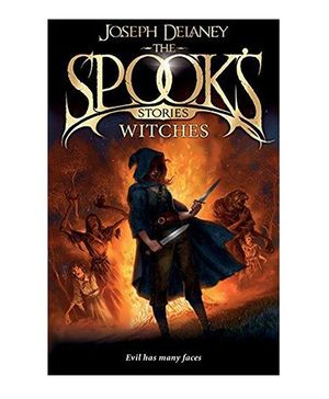 The Spook's Stories Witches Theme - English