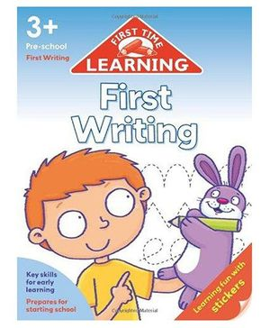 First Writing Book - English