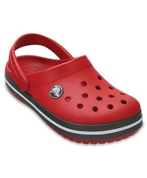 Crocs Crocband Clog - Pepper & Graphite