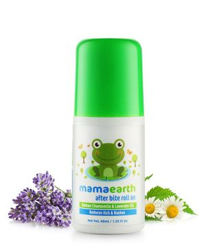 mamaearth After Bite Roll On For Rashes And Mosquito Bites - 40 ml
