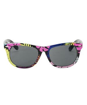 Fox Baby Sunglasses - Black & Multi Colour