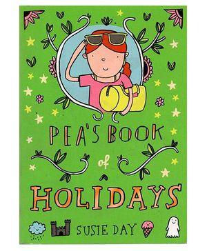 Pea's Book of Holidays - English