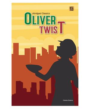 Oliver Twist Book - English