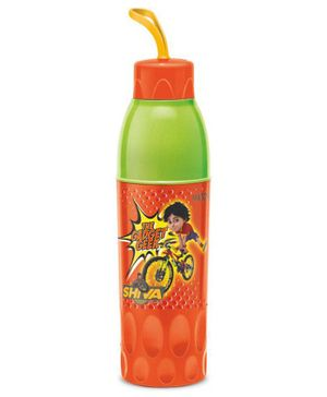 Milton Shiva Water Bottle Orange & Green - 740 ml