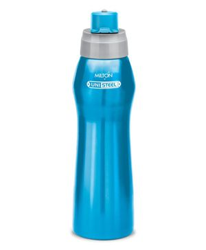 Milton Active Unisteel Water Bottle Blue - 750 ml