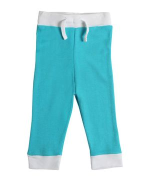 Morisons Baby Dreams Full Length Lounge Pant With Drawstring - Blue