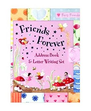 Friends Forever Story Book - English