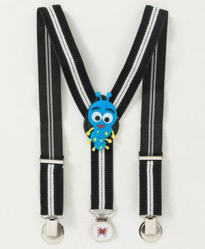 Babyhug Y Shape Suspenders - Two Coloured