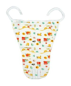 Mee Mee Reusable Baby Cloth Nappies - Multicolour