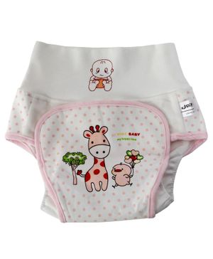 Kassy Pop Baby Diaper Training Pants Size Large - Pink