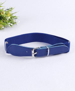 Babyhug Solid Belt - Royal Blue