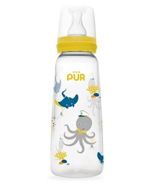 Pur Straight Classic Bottle Yellow - 250 ml