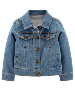 Carter's Denim Jacket - Blue