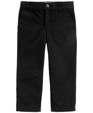 Carter's Twill Pants - Black
