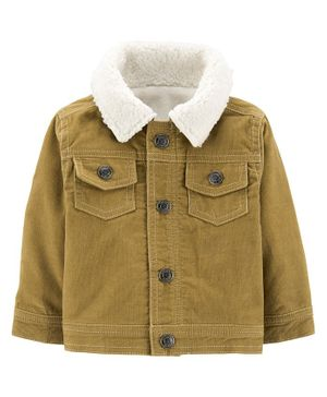 Carter's Corduroy Jacket - Brown