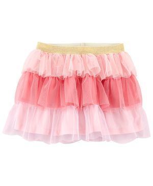 Carter's Tiered Tutu Skirt - Multicolor