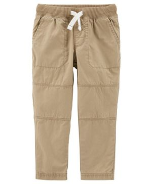 Carter's Everyday Pull-On Pants - Khaki