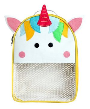 My Gift Booth Unicorn Design Multiutility Travel Bag - Multicolor