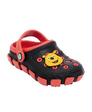 Imagica Bloo Character Clogs - Red