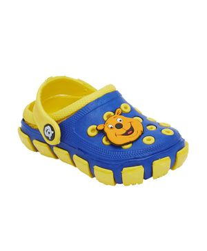 Imagica Bloo Character Clogs - Royal Blue