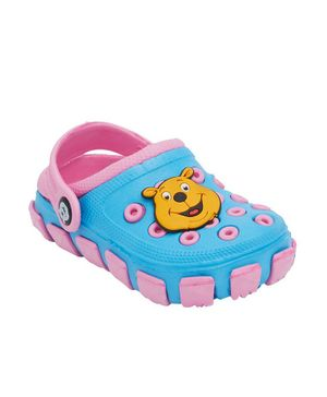 Imagica Bloo Character Clogs - Light Blue