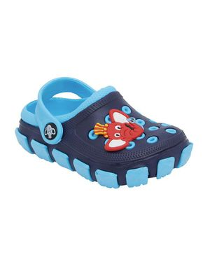 Imagica Tubbby Character Clogs - Navy Blue