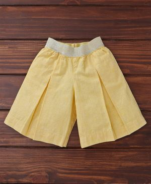 UCB Solid Culotte - Yellow