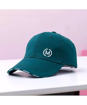 Ziory Solid Summer Cap - Teal