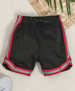 Little Kangaroos Knee Length Shorts - Black