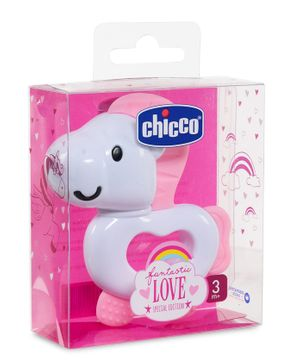 Chicco Fantastic Love Pony Shaped Teether (Colours May Vary)