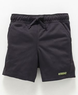 KASGO Solid Shorts - Grey
