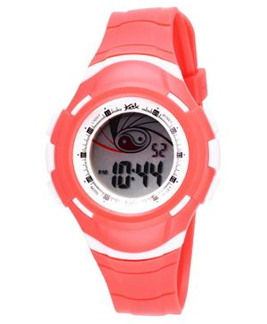 Kool Kidz Digital Watch - Red