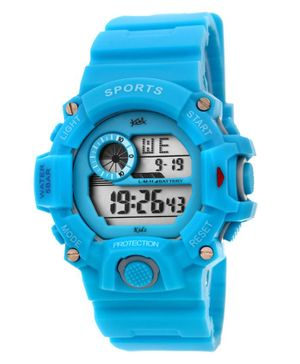 Kool Kidz Digital Watch - Blue
