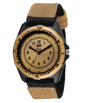 Kool Kidz Analog Watch - Brown