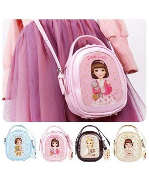 FunBlast Korean Style Shoulder Bag (Color May Vary)