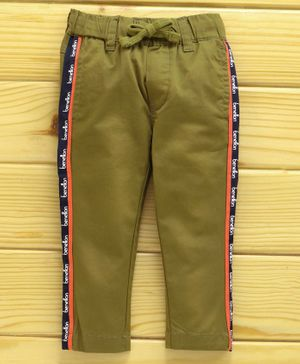 UCB Full Length Trousers - Olive Green
