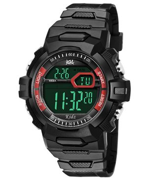 Kool Kidz Sports Digital Watch - Black