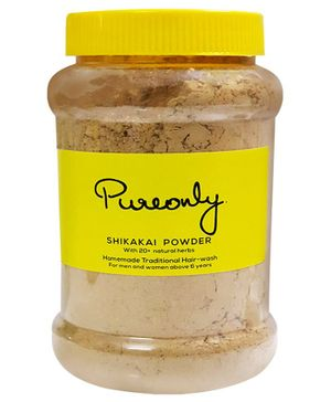 PureOnly Homemade Shikakai Powder - 1 Kg