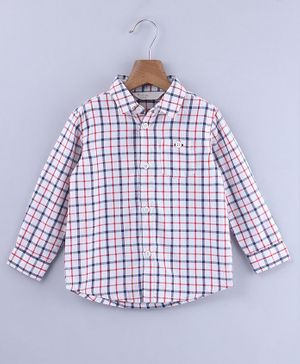 Beebay Checked Full Sleeves Shirt - Multi Color