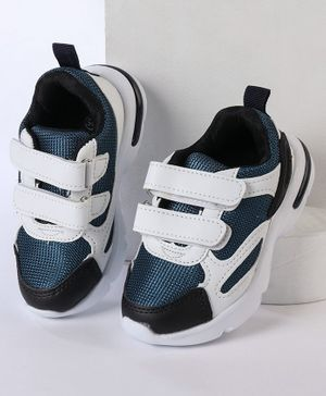 Cute Walk by Babyhug Sports Shoes - Blue