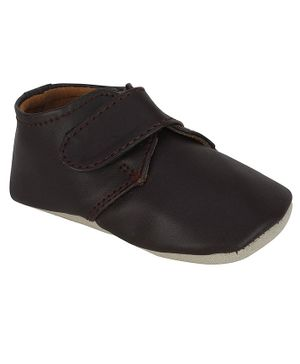 Beanz Smart Casual Shoes - Brown