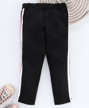 Gini & Jony Full Length Track Pant - Black