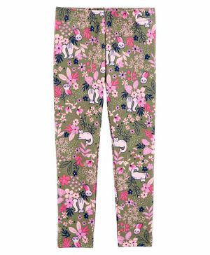 Carter's Floral Leggings - Multicolor