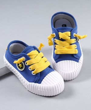 Cute Walk by Babyhug Sneaker Shoes - Blue