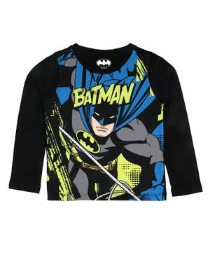 Batman By Crossroads Batman Full Sleeves T-Shirt - Multi Colour