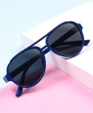 Babyhug UV Protection Sunglass - Blue