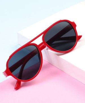 Babyhug UV Protection Sunglass - Red