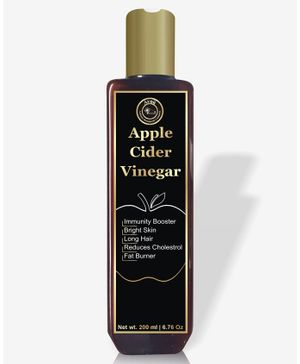 Avnii Organics Apple Cider Vinegar - 200 ml